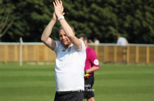 Darren Marjoram Manager of St Ives Ladies FC Interview