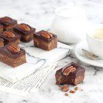 Walnut and Ganache Brownies