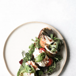 Caprese Salad Sourdough