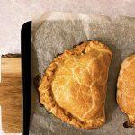 Cornish steak pastry