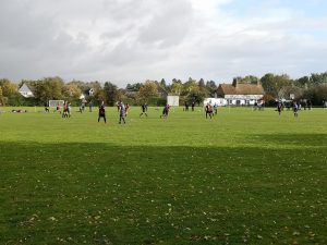 Houghton & Wyton FC vs Sawston Rovers FC – Saturday Sport Commentary