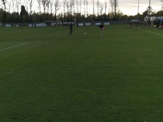 St Ives Town FC vs Stafford Rangers FC FA Trophy