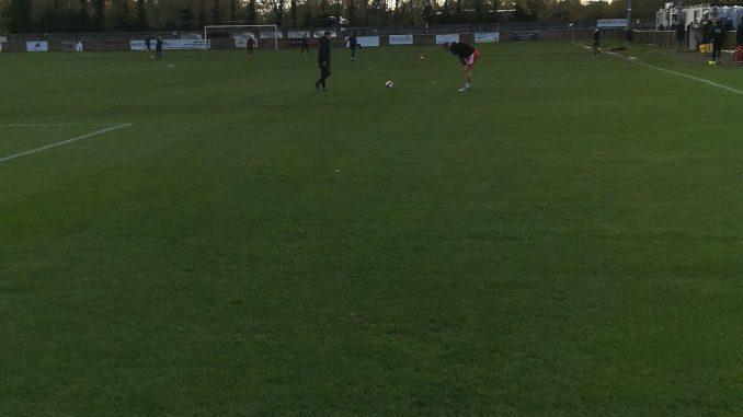 St Ives Town FC vs Stafford Rangers FC FA Trophy