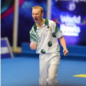 Nick Brett of Huntingdon Indoor and White Hart Outside Bowls, World Champion Interview