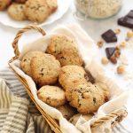 Oat & Coconut Chip Cookies