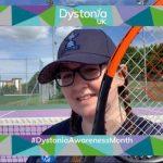 Gemma Stevenson of Peterborough Tennis Club
