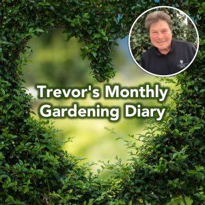 Trevor's Monthly Gardening Diary