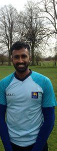 Saranga Rajaguru from March Town CC Interview
