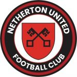 Amber Parkinson and Megan Stickland from Netherton United Ladies
