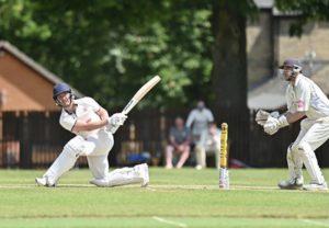 Wisbech Cricket Club Captain James Williams